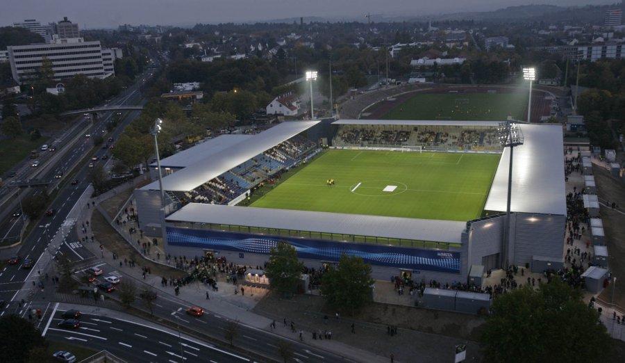 wehen wiesbaden stadion