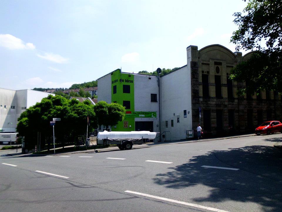 Frankfurt Wuppertal