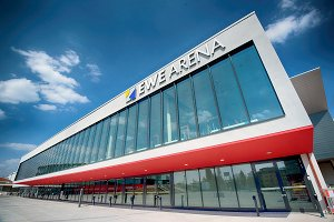 Bild: EWE Arena Oldenburg