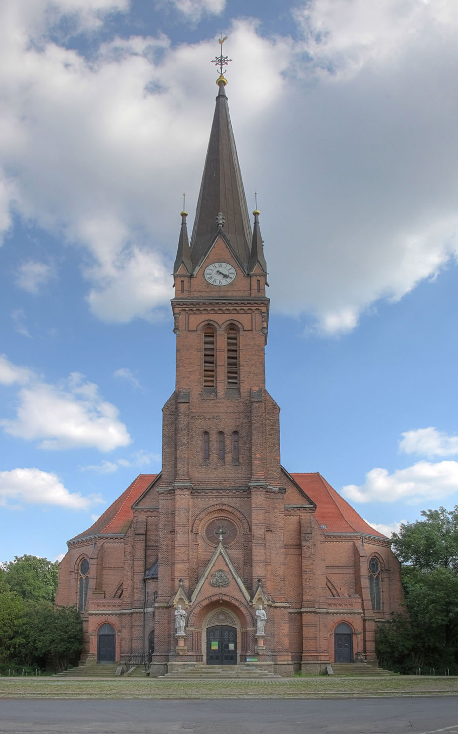 Lutherkirche Leipzig