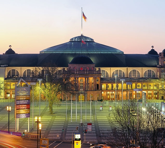 Festhalle Frankfurt am Main